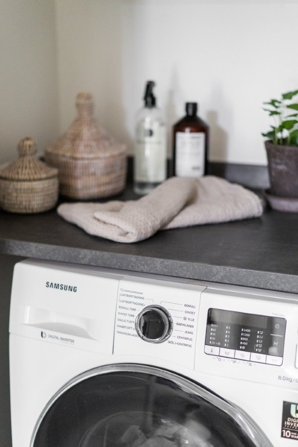 столешница над стиральной машиной