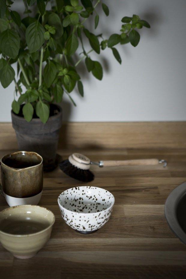 Кухонная посуда в скандинавском стиле, детали