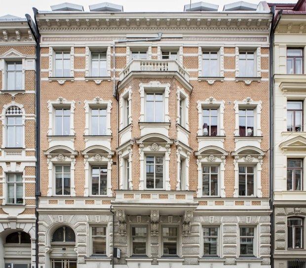 Дом в Швеции, обзор квартиры скандинавский лофт