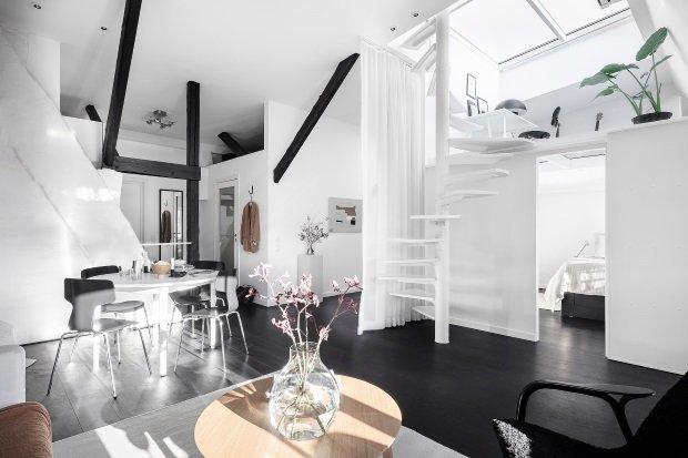 Современная квартира: обзор квартиры