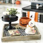 Декор кухни к Хэллоуину