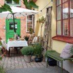 Скандинавская квартира с яркими акцентами: место для отдыха у дома