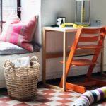 Детская в скандинавском стиле: растущий стул