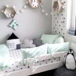 Детская в скандинавском стиле: уютный декор