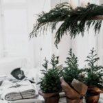 Новогодние украшения 2019: маленькие елочки