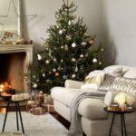 Новогодние украшения 2019: золотой рождественский текстиль