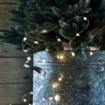 Новогодние украшения 2019: елка в ведре