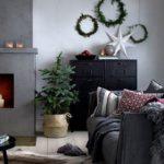 Новогодние украшения 2019: маленькая елка без игрушек