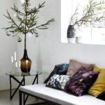 Новогодние украшения 2019: новогодняя елка в вазе