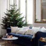 Новогодние украшения 2019: елка без звезды