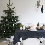 Новогодние украшения 2019: елка и звезды на потолке
