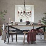 Новогодние украшения 2019: новогодний стол