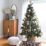 Новогодние украшения 2019: новогодняя елка в скандинавском доме