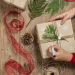 Новогодние украшения 2019: рисунки на упаковке
