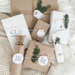 Новогодние украшения 2019: подарки на новый год