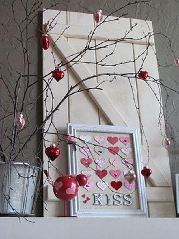 Идеи на День Святого Валентина: украшения на день влюбленных