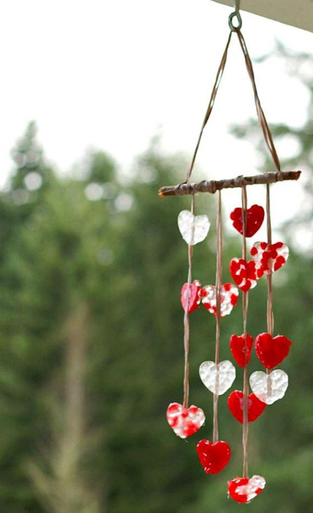 Идеи на День Святого Валентина: музыка ветра